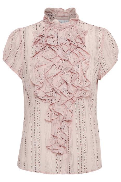 Saint Tropez rosa bluse
