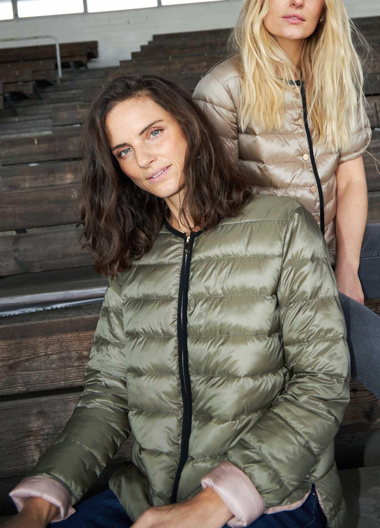 COSTER CPH quiltet jakke