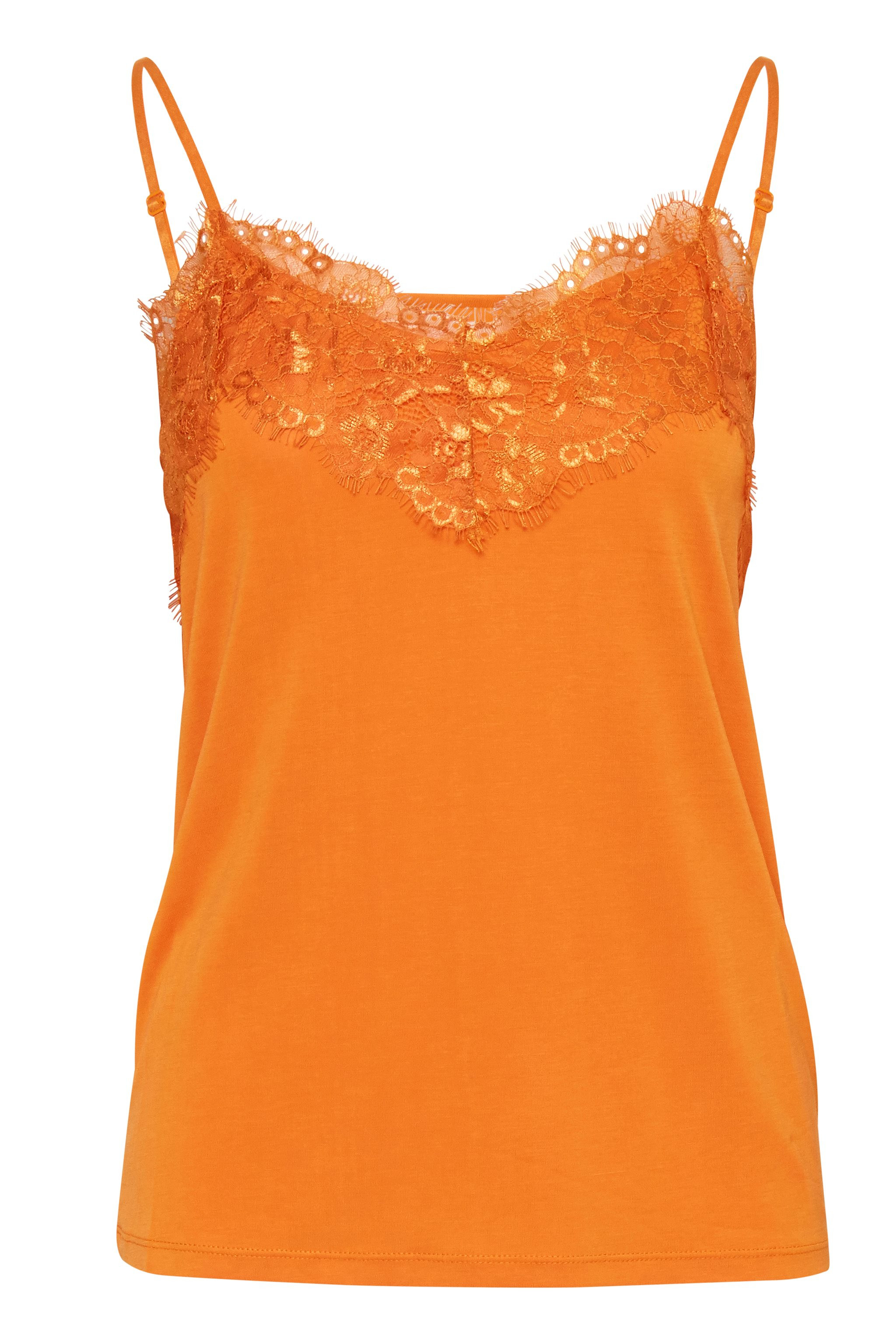 ICHI top i orange