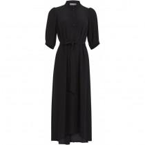 Coster Copenhagen sort lang kjole