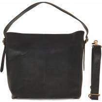Gedeskinds taske i sort.