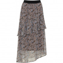 Costa Mani nederdel i smukt blomsterprint