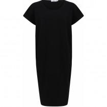 COSTER sort jersey klassisk kjole