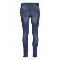 Denim Hunter lyseblå jeans med slid
