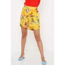 Denim Hunter gule shorts
