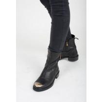 BESTSELLER Bukela sort unik støvle som skal opleves.