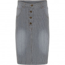 Costa Mani nederdel i mælkestrib