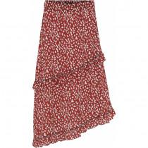 Caddis Fly nederdel i en skønt rød farve.