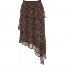 Caddis Fly nederdel i brunlige farver