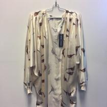 Costa Mani kimono med fugleprint