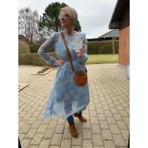 Caddis Fly lyseblå kjole