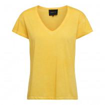 Caddis Fly t-shirt i gul