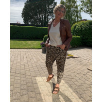 Cabana Living baggy brune bukser