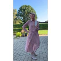 Caddis Fly løs kjole med søde detaljer