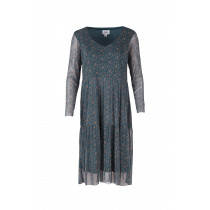 Saint Tropez petroleum blå kjole