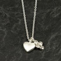 Pure By Nat halskæde i sølv