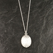 Pure By Nat sølvbelagt smykke