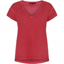 Caddis Fly rød t-shirt