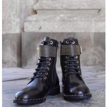 Bukela sort rå støvle i flot kvalitet