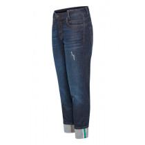 Denim Hunter jeans med fine detaljer