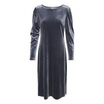 Saint Tropez velour kjole