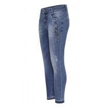 Denim Hunter lys jeans med detaljer