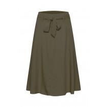 Saint Tropez nederdel i army