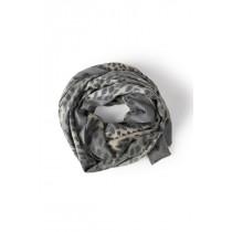 Redesign tørklæde i grå farver