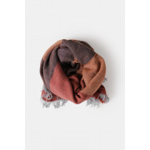 Re:Designed Tørklæde i Rust