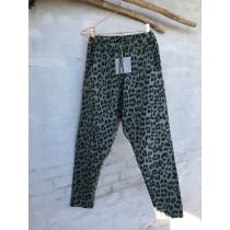 Cabana Living leo grønne baggy bukser