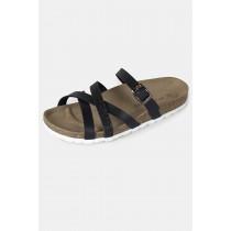Re:Designed Sandal i Sort