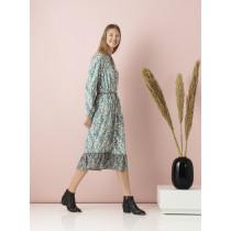 Saint Tropez kjole i smukt print.