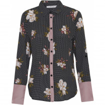 Costa Mani bluse i blomsterprint