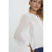 Denim Hunter cupro hvid bluse