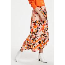 Denim Hunter nederdel i orange farver