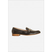 Bukela loafers i sort
