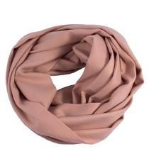 Redesign By Dixie tørklæde i rosa