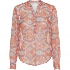 Costa Mani bluse i smukt print.