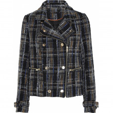 Caddis Fly kort tweed jakke