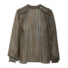 COSTER CPH bluse med striber