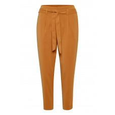 Saint Tropez bukser i brændt orange