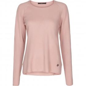 BTF støvet rosa pullover