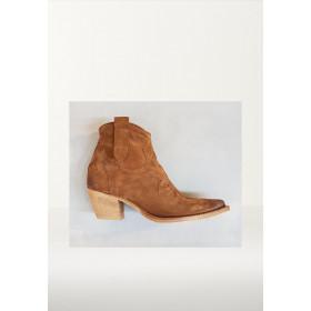 Bukela kort western støvle
