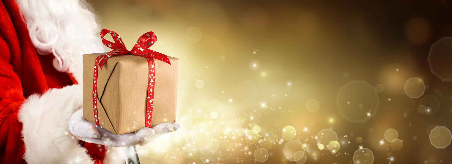 Gratis udbringning af julegaver i postnr. 9800 frem til den 24. december